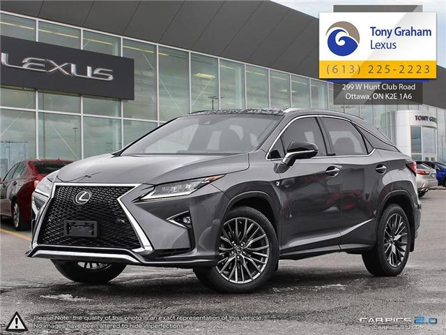 2016 Lexus RX 350 Base (Stk: Y3306) in Ottawa - Image 1 of 29