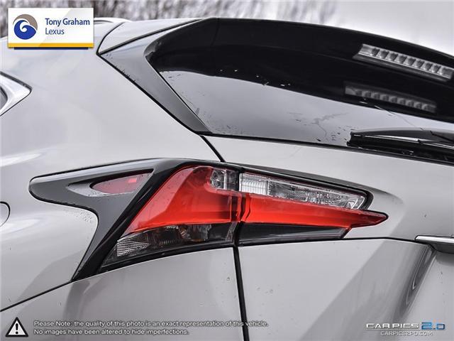 2016 Lexus NX 200t Base (Stk: Y3304) in Ottawa - Image 12 of 28