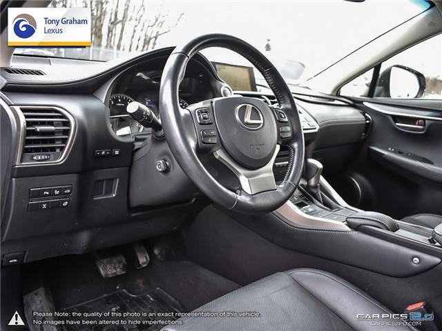 2016 Lexus NX 200t Base (Stk: Y3304) in Ottawa - Image 13 of 28