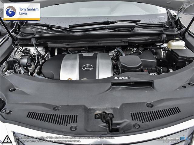 2017 Lexus RX 350 Base (Stk: Y3303) in Ottawa - Image 8 of 29