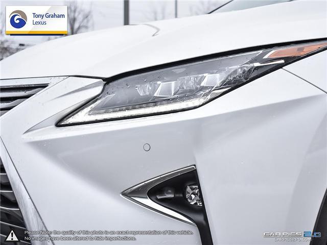 2017 Lexus RX 350 Base (Stk: Y3303) in Ottawa - Image 10 of 29