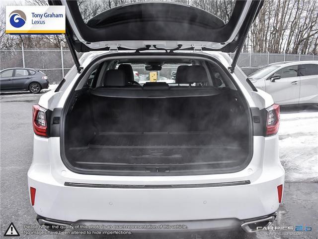 2017 Lexus RX 350 Base (Stk: Y3303) in Ottawa - Image 11 of 29