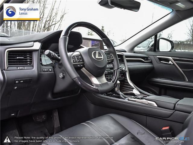 2017 Lexus RX 350 Base (Stk: Y3303) in Ottawa - Image 13 of 29