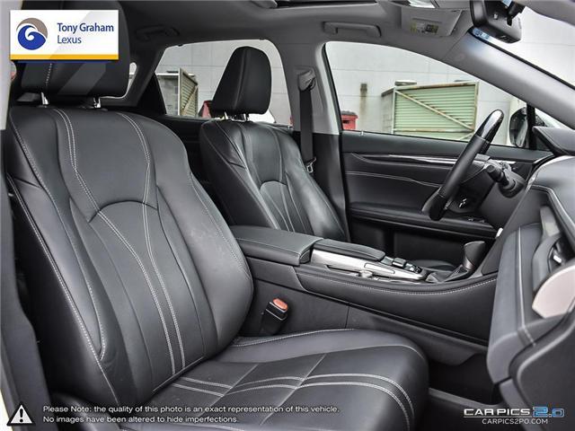 2017 Lexus RX 350 Base (Stk: Y3303) in Ottawa - Image 24 of 29