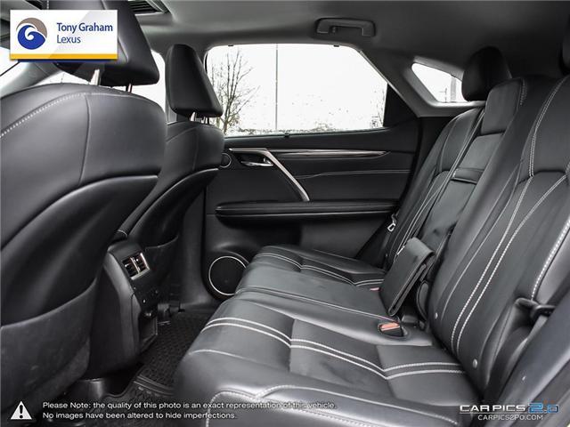 2017 Lexus RX 350 Base (Stk: Y3303) in Ottawa - Image 25 of 29