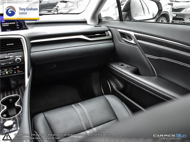 2017 Lexus RX 350 Base (Stk: Y3303) in Ottawa - Image 27 of 29
