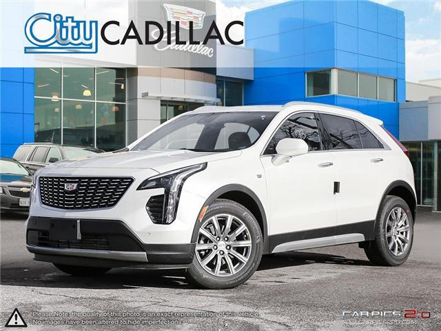 2019 Cadillac XT4 Premium Luxury (Stk: 2903313) in Toronto - Image 1 of 27