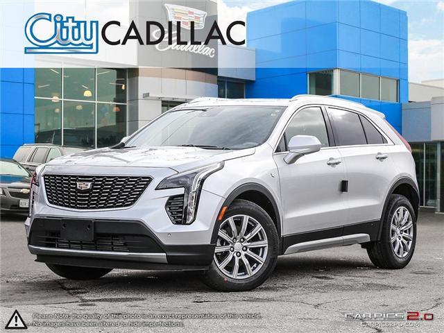 2019 Cadillac XT4 Premium Luxury (Stk: 2920536) in Toronto - Image 1 of 27