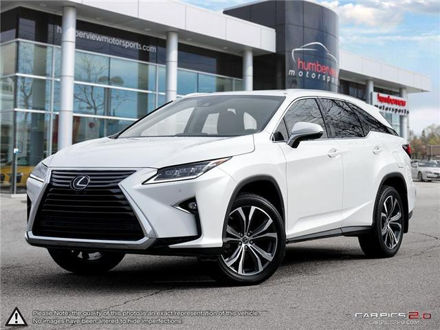 2018 Lexus RX 350L Luxury (Stk: 19HMS003) in Mississauga - Image 1 of 27