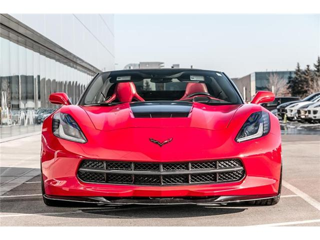 2014 Chevrolet Corvette Stingray Coupe (Stk: U7404AA) in Vaughan - Image 2 of 21