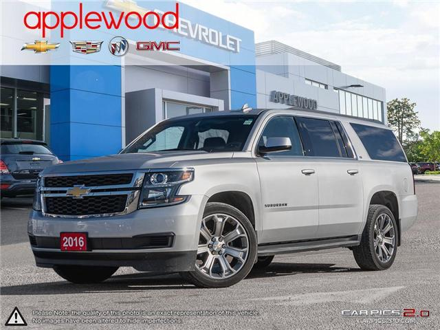 2016 Chevrolet Suburban LS (Stk: 1154P) in Mississauga - Image 1 of 27