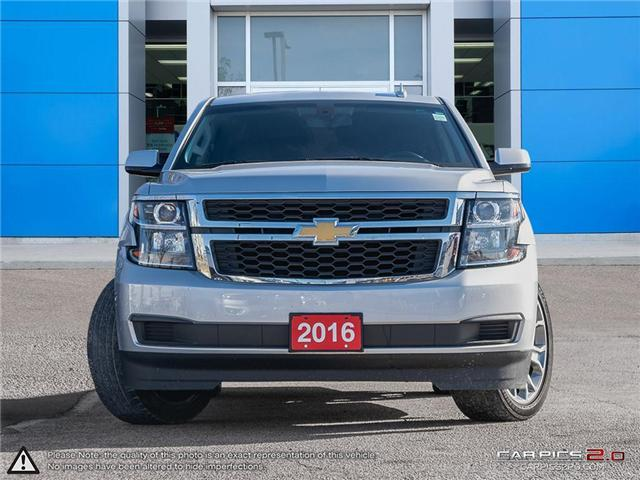 2016 Chevrolet Suburban LS (Stk: 1154P) in Mississauga - Image 2 of 27
