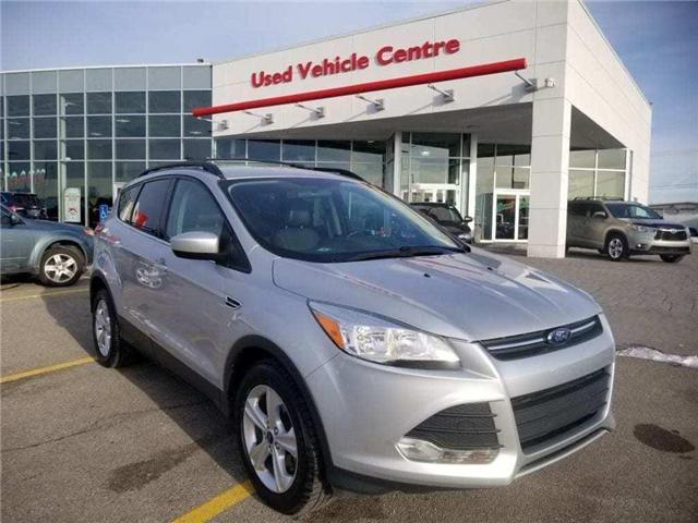 2013 Ford Escape SE (Stk: U184413) in Calgary - Image 1 of 23