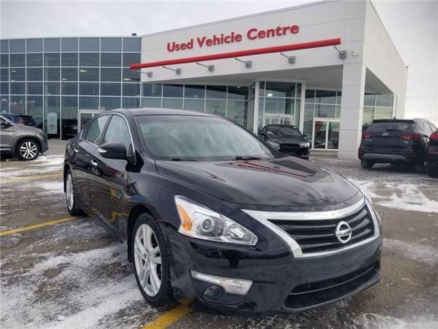 2015 Nissan Altima 3.5 SL (Stk: 2180752A) in Calgary - Image 2 of 30