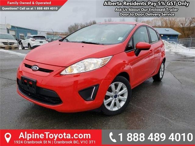 2013 Ford Fiesta SE (Stk: S567187C) in Cranbrook - Image 1 of 18
