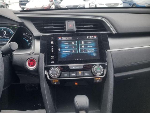 2017 Honda Civic EX (Stk: U184438) in Calgary - Image 8 of 30