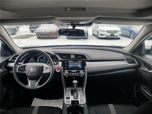 2017 Honda Civic EX (Stk: U184438) in Calgary - Image 9 of 30
