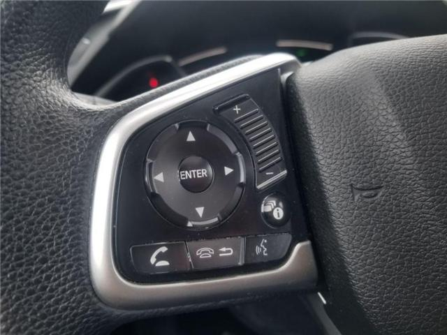2017 Honda Civic EX (Stk: U184438) in Calgary - Image 11 of 30