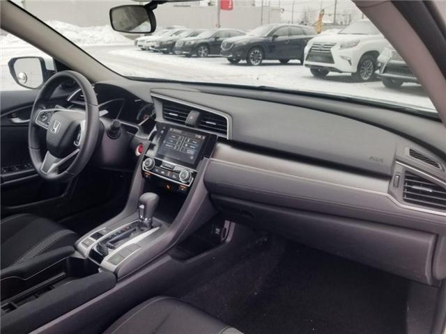 2017 Honda Civic EX (Stk: U184438) in Calgary - Image 22 of 30