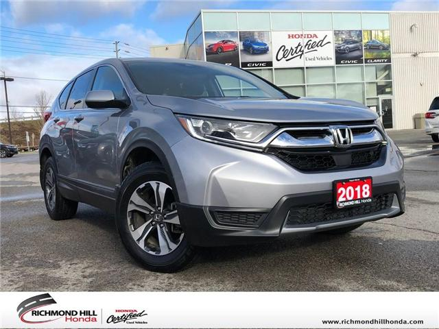 2018 Honda CR-V LX (Stk: 2062P) in Richmond Hill - Image 1 of 21