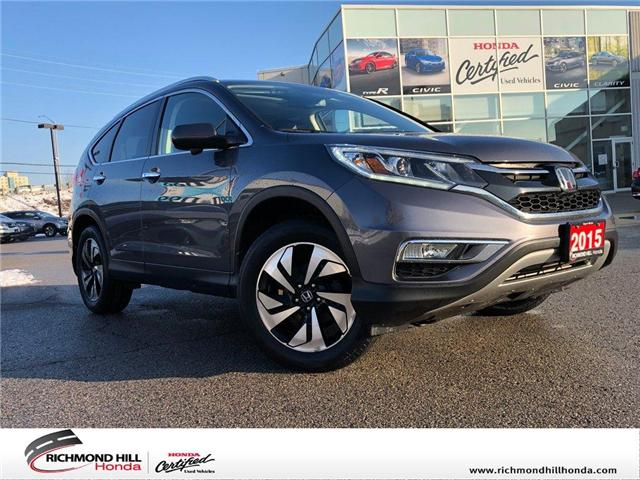 2015 Honda CR-V Touring (Stk: 181489P) in Richmond Hill - Image 1 of 21