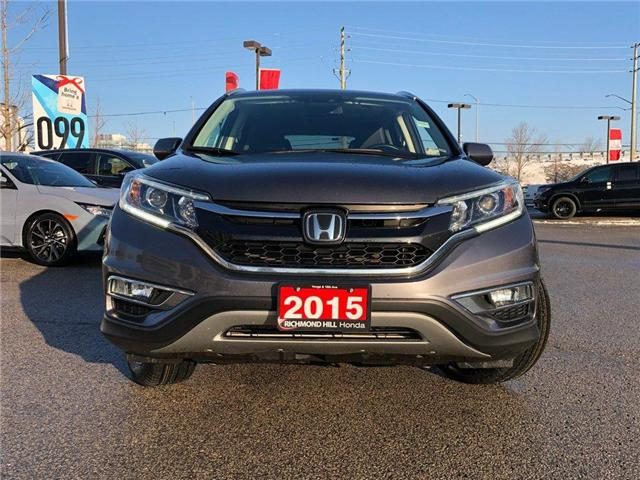2015 Honda CR-V Touring (Stk: 181489P) in Richmond Hill - Image 2 of 21