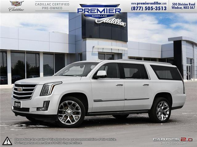 2016 Cadillac Escalade ESV Premium Collection (Stk: P18295) in Windsor - Image 1 of 28