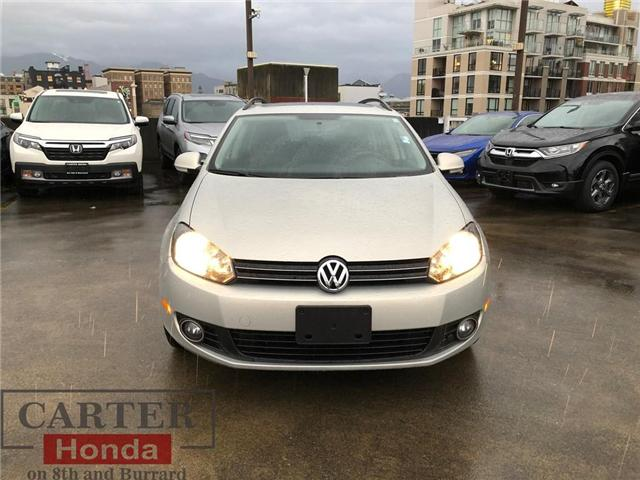 2011 Volkswagen Golf 2.0 TDI Highline (Stk: B49590A) in Vancouver - Image 1 of 24