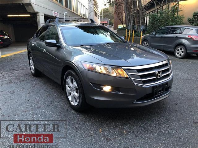 2010 Honda Accord Crosstour EX-L (Stk: 2J10191A) in Vancouver - Image 1 of 13