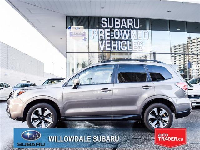 2018 Subaru Forester 2.5i Touring | SUNROOF | HEATED SEATS | BLUETOOTH (Stk: 18D44) in Toronto - Image 2 of 26