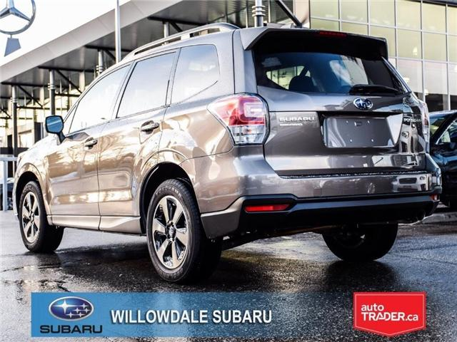 2018 Subaru Forester 2.5i Touring | SUNROOF | HEATED SEATS | BLUETOOTH (Stk: 18D44) in Toronto - Image 3 of 26