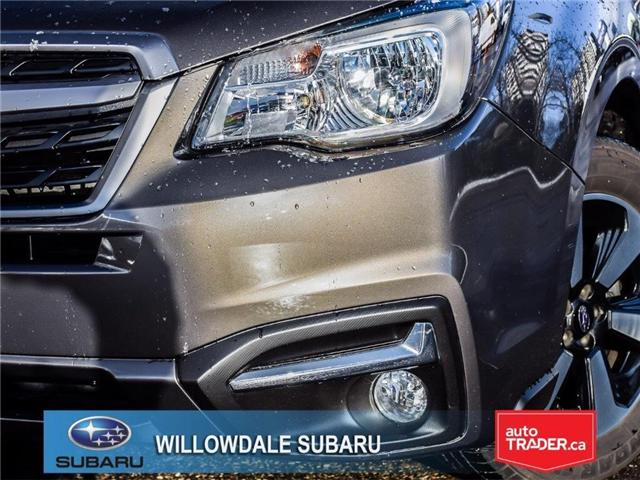 2018 Subaru Forester 2.5i Touring | SUNROOF | HEATED SEATS | BLUETOOTH (Stk: 18D44) in Toronto - Image 7 of 26