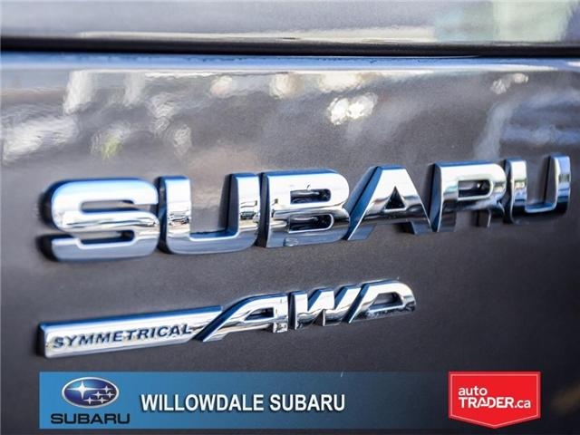 2018 Subaru Forester 2.5i Touring | SUNROOF | HEATED SEATS | BLUETOOTH (Stk: 18D44) in Toronto - Image 10 of 26