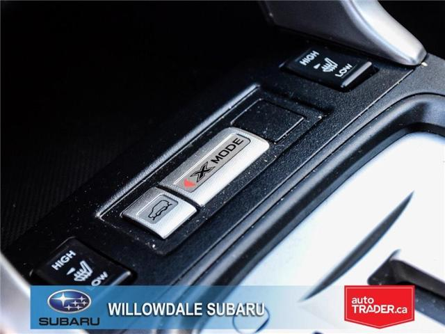 2018 Subaru Forester 2.5i Touring | SUNROOF | HEATED SEATS | BLUETOOTH (Stk: 18D44) in Toronto - Image 22 of 26