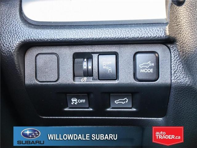 2018 Subaru Forester 2.5i Touring | SUNROOF | HEATED SEATS | BLUETOOTH (Stk: 18D44) in Toronto - Image 26 of 26