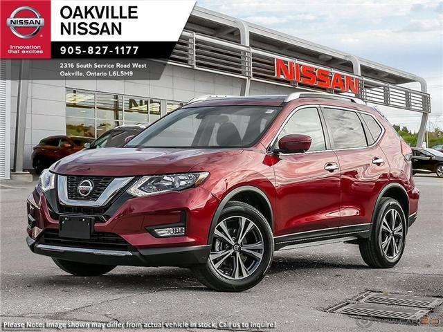 2019 Nissan Rogue SV (Stk: N19046) in Oakville - Image 1 of 23