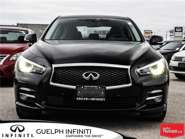 2016 Infiniti Q50  (Stk: I6791A) in Guelph - Image 2 of 24