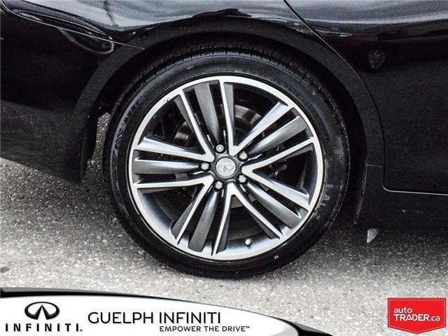 2016 Infiniti Q50  (Stk: I6791A) in Guelph - Image 6 of 24
