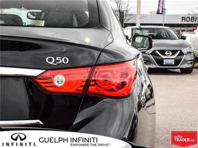 2016 Infiniti Q50  (Stk: I6791A) in Guelph - Image 7 of 24
