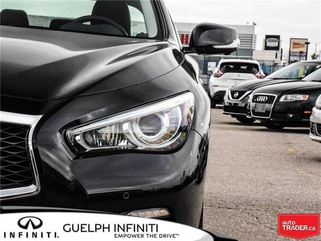 2016 Infiniti Q50  (Stk: I6791A) in Guelph - Image 8 of 24