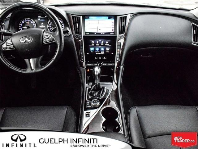 2016 Infiniti Q50  (Stk: I6791A) in Guelph - Image 15 of 24