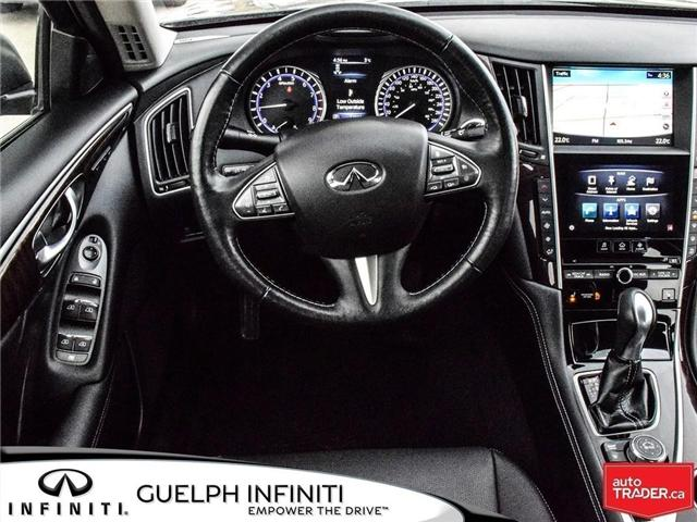 2016 Infiniti Q50  (Stk: I6791A) in Guelph - Image 16 of 24