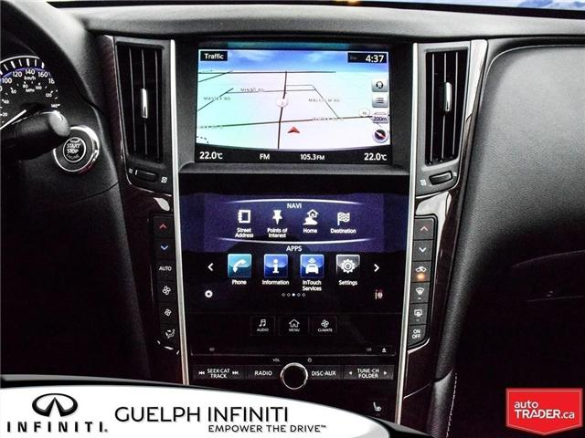 2016 Infiniti Q50  (Stk: I6791A) in Guelph - Image 21 of 24