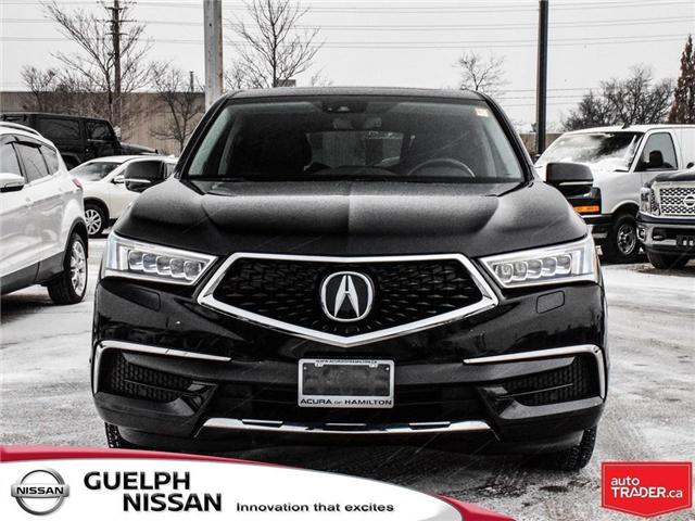 2017 Acura MDX Navigation Package (Stk: N19419A) in Guelph - Image 2 of 22