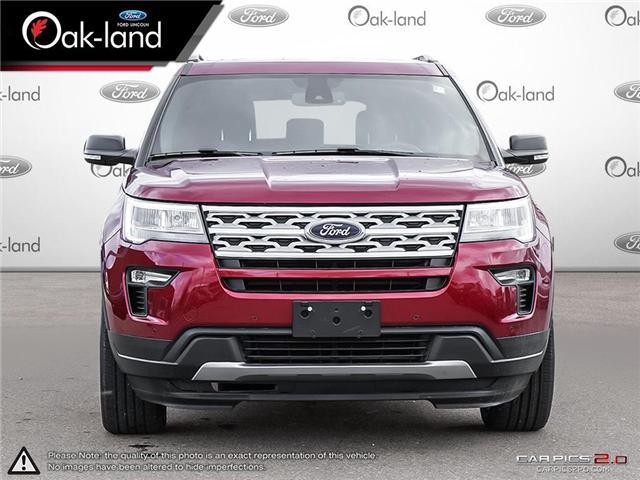 2019 Ford Explorer XLT (Stk: 9T228) in Oakville - Image 2 of 25