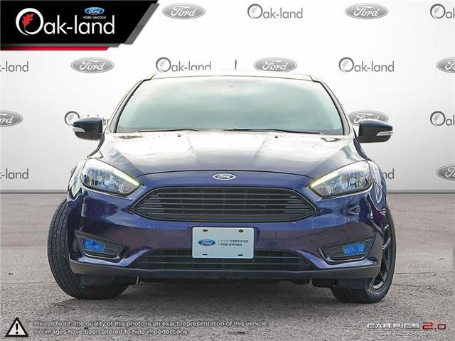 2016 Ford Focus SE (Stk: 8T768B) in Oakville - Image 2 of 28