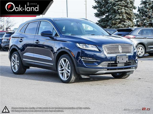 2019 Lincoln MKC Reserve (Stk: 9M033) in Oakville - Image 8 of 25