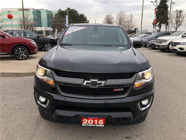 2016 Chevrolet Colorado Z71 (Stk: X4425B) in Burlington - Image 8 of 19
