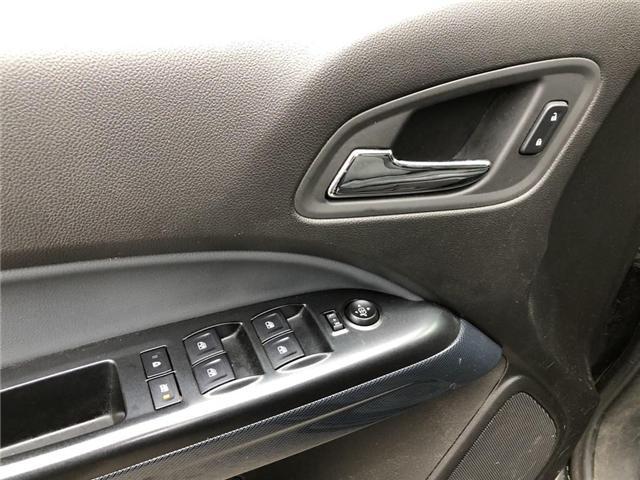 2016 Chevrolet Colorado Z71 (Stk: X4425B) in Burlington - Image 14 of 19