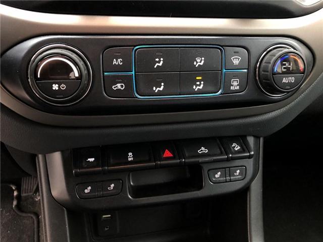 2016 Chevrolet Colorado Z71 (Stk: X4425B) in Burlington - Image 17 of 19
